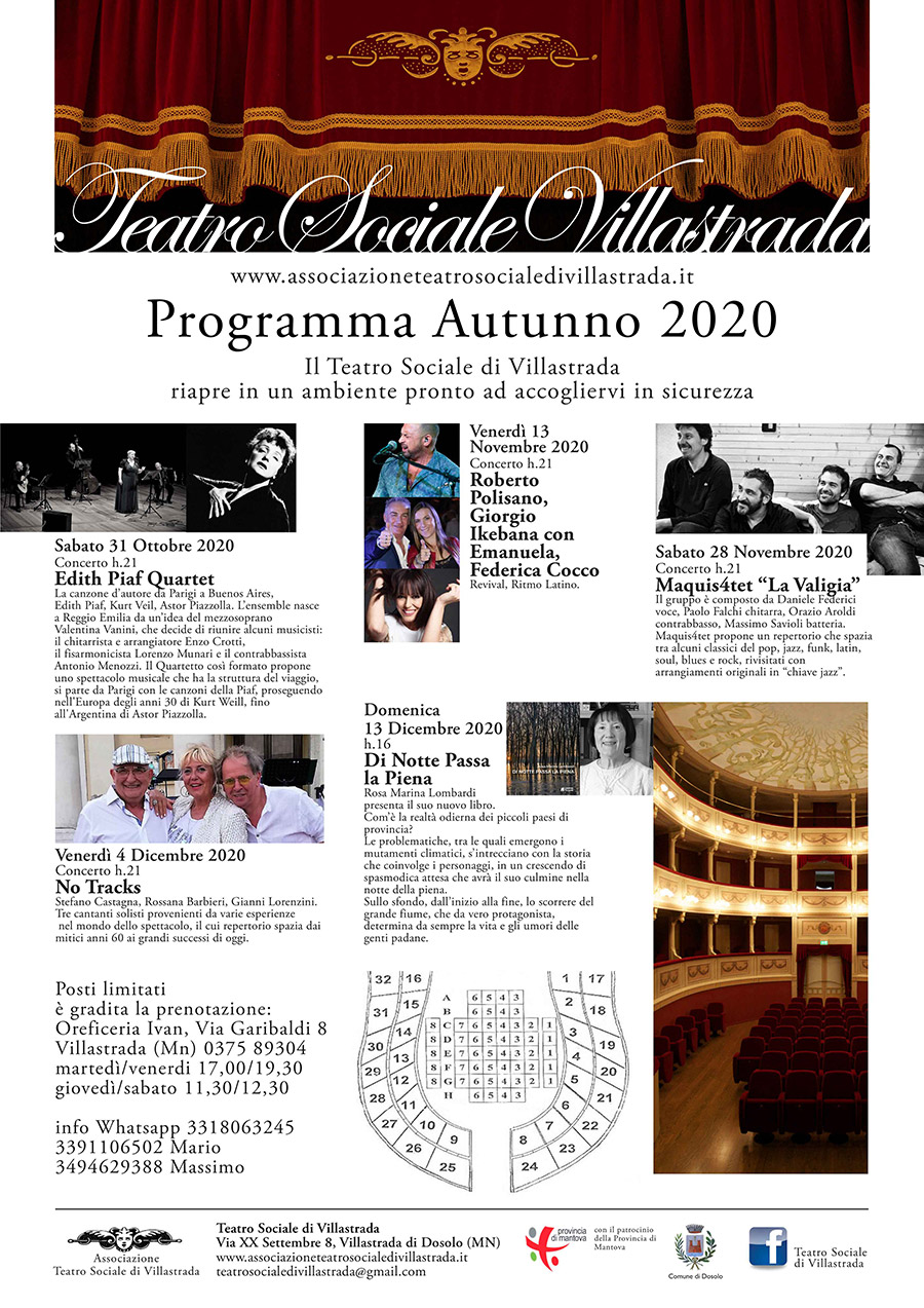 Programma Autunno 2020